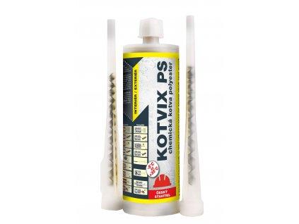 KOTVIX PS chemická kotva polyester 380ml