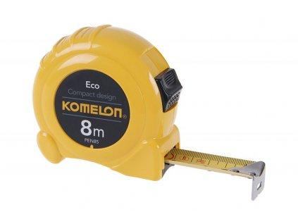 Metr svinovací KOMELON 8mx25mm ECO KMC 8038N  10048