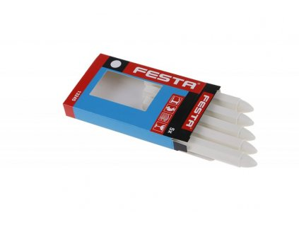 Značkovač univerzální FESTA 120mm bílý 5ks  13245