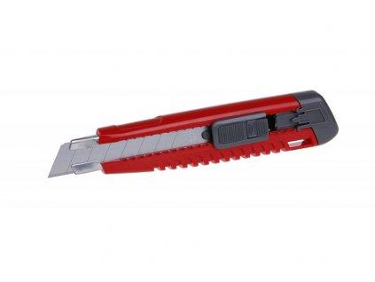 Nůž odlamovací KDS L11 LC-405 18x0,60mm červený (D)  16104