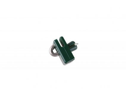 Upínka drátu zelená, nerez hrot (50 ks)  50040