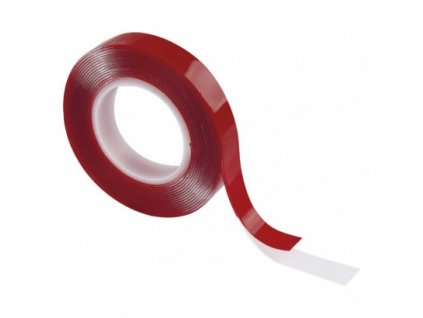Akrylová páska 12mm / 3m, čirá  F6060