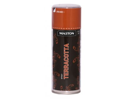 Maston spray TERRACOTTA EFFECT pálená hlína 400ml