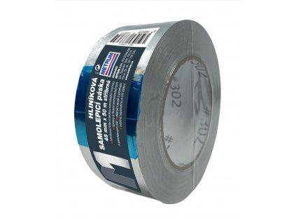 Hliníková páska ČS 48mmx50m stříbrná