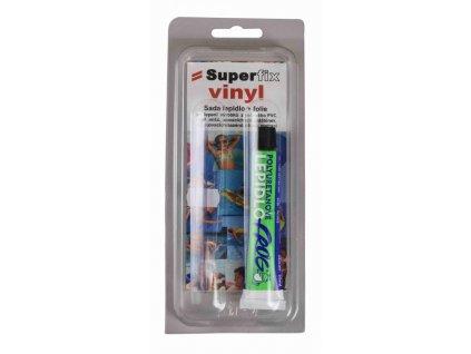 Superfix Vinyl sada lepidlo 25ml+fólie