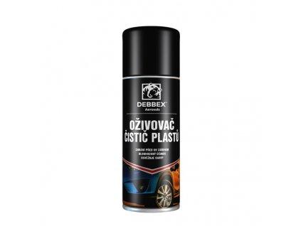 Oživovač - čistič plastů citron 400ml