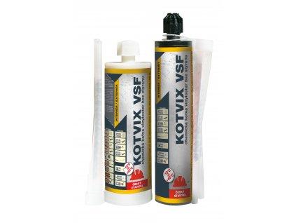 KOTVIX VSF chemická kotva vinylester bez styrenu