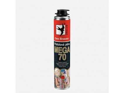 Pistolová pěna MEGA70 870ml