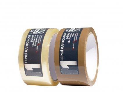 Lepicí kartonová páska 48mmx66m