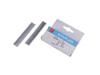 Spony typ 53/4mm 1000ks/box  23904