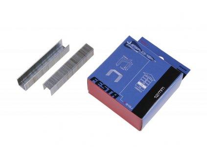 Spony FESTA typ 140 10,6/1,2 - 12mm/1000ks  23963