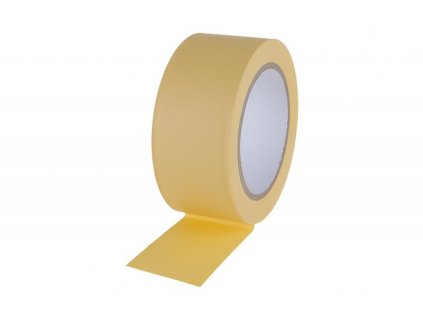 Páska maskovací PVC rýhovaná 50mmx33m  37268
