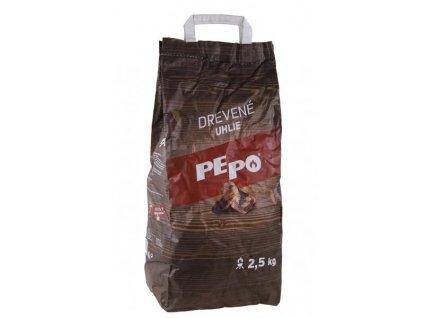 Uhlí dřevěné 2,5kg (D)  43110