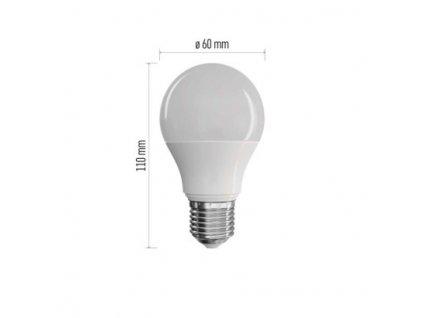LED žárovka Classic A60 8W E27 neutrální bílá  ZQ5131