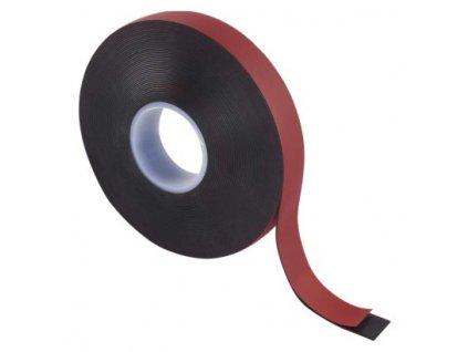 Izolační páska samovulkanizační 19mm / 10m černá  F51912