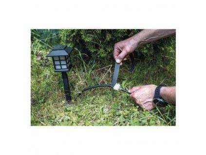 Izolační páska samovulkanizační 25mm / 5m černá  F52502