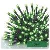 Standard LED spojovací vánoční řetěz, 10 m, venkovní i vnitřní, zelená  D1AG01