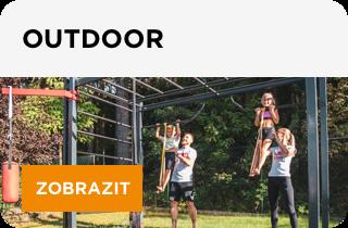 Outdoor workout na zahradu. Hrazdy do betonu, bradla, workout sestavy, workoutová hřiště, posilovcí kostky.