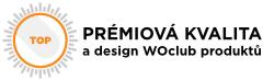 WOclub - Prémiová kvalita a vzhled výrobků