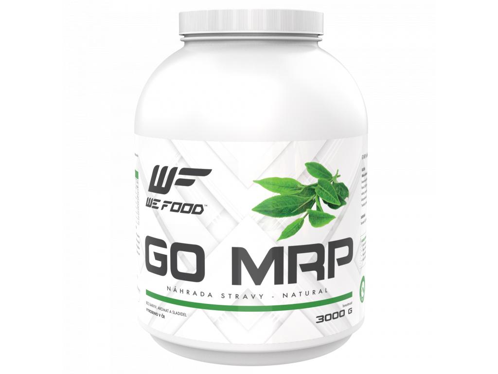 Náhrada stravy GO - MRP Natural - Na dotaz