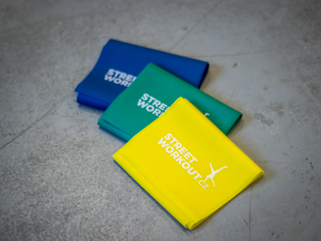 Balíček odporových gum POWER BANDS PACK