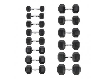 10496 hexagonalni jednorucka 25 kg