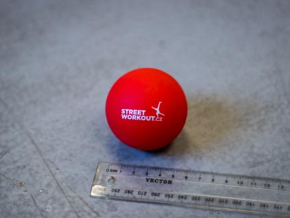 LACROSSE BALL lakrosový masážní míček na svaly