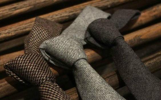Kravaty: jaký materiál je nejlepší?