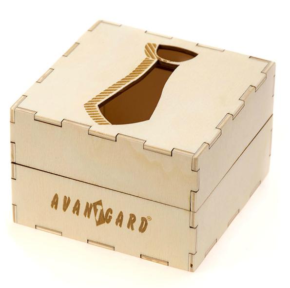 Dřevěné krabičky na svatbu