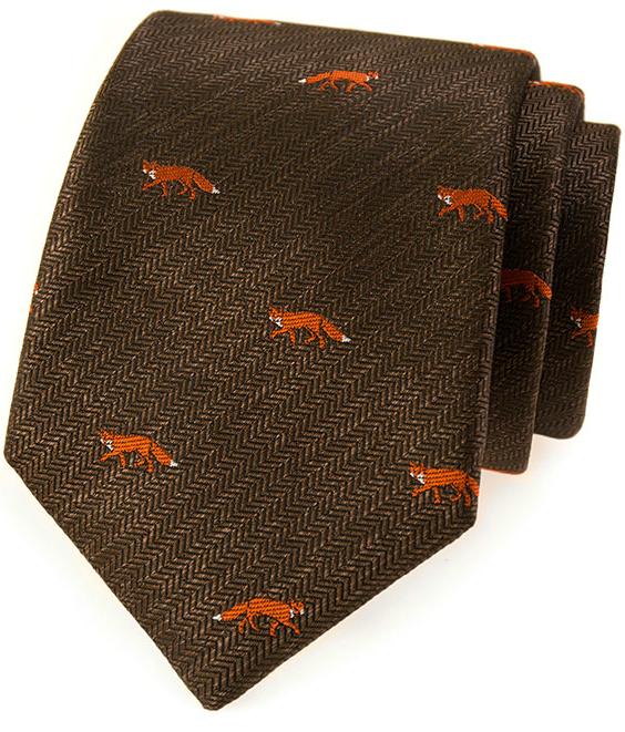 Myslivecké kravaty