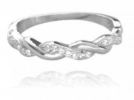 Stříbrné prsteny a prstýnky