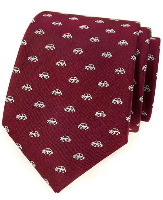 Veselé vzorované kravaty