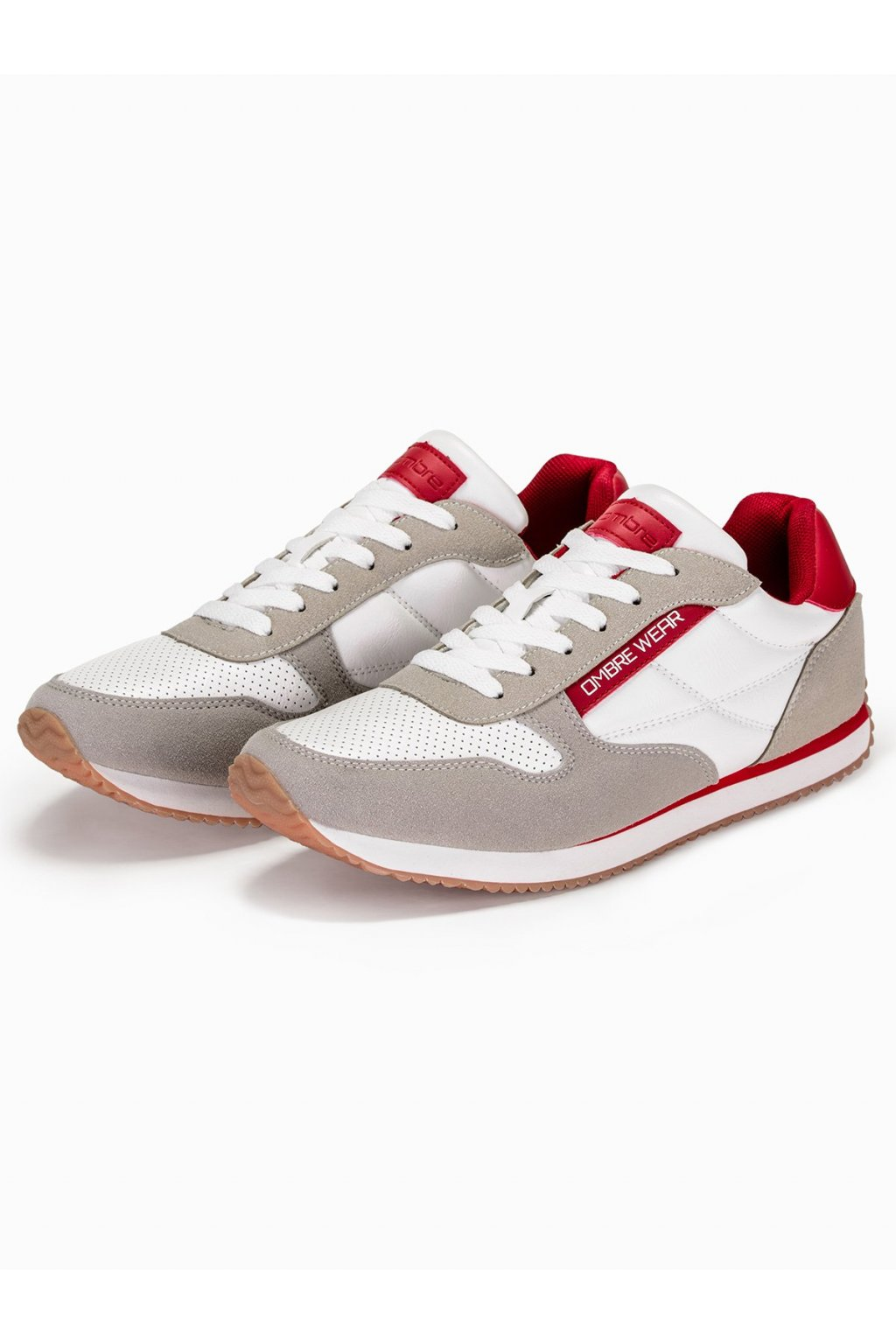 Men's casual sneakers T310 - beige
