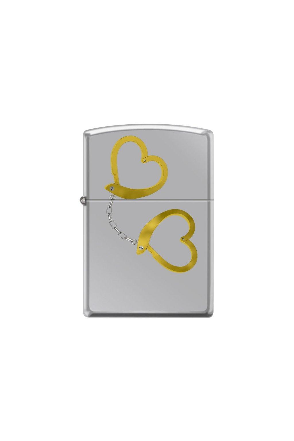 93281 zippo zapalovac 22028 handcuffs of love