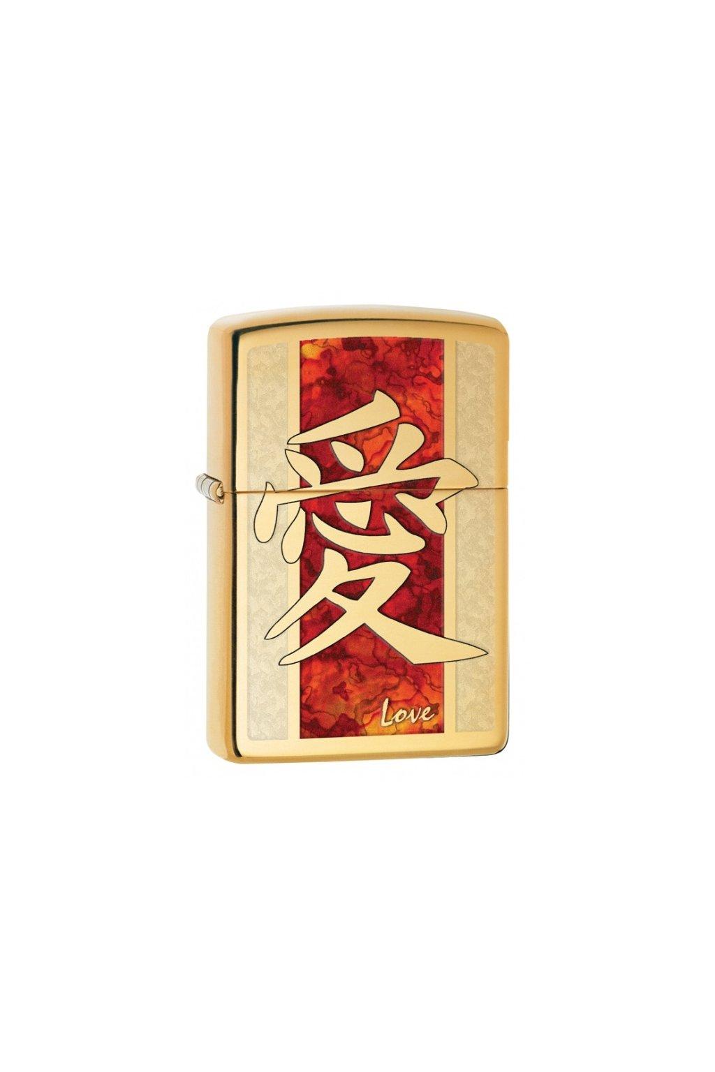 93548 zippo zapalovac 24185 chinese love