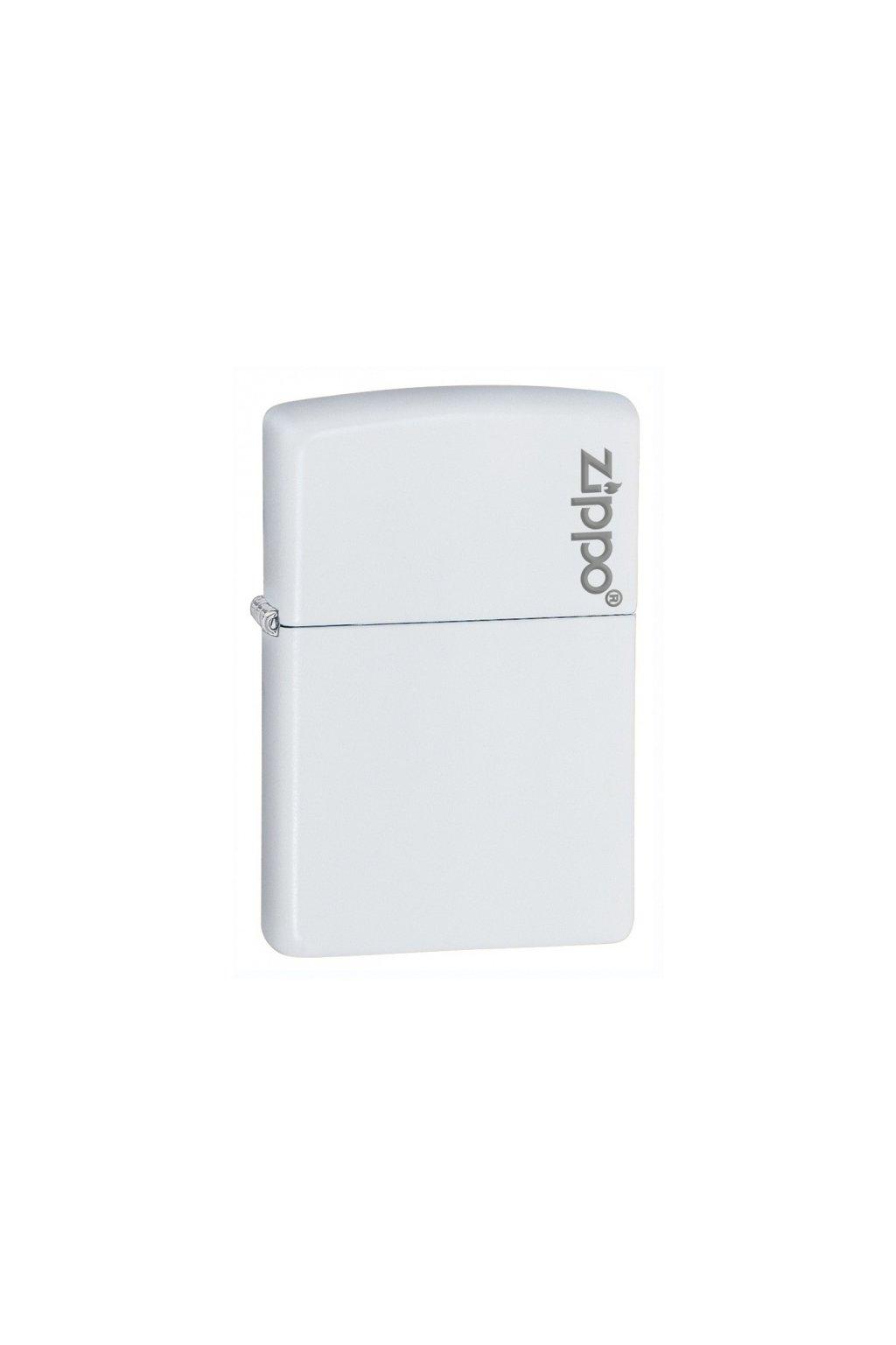 93794 zippo zapalovac 26417 white matte zl