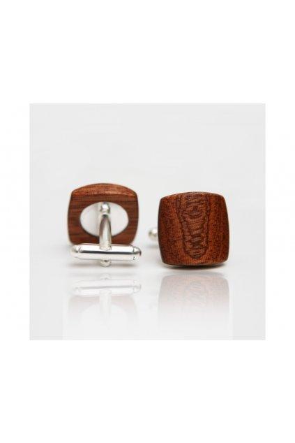 107450 drevene knoflicky balance mahagon