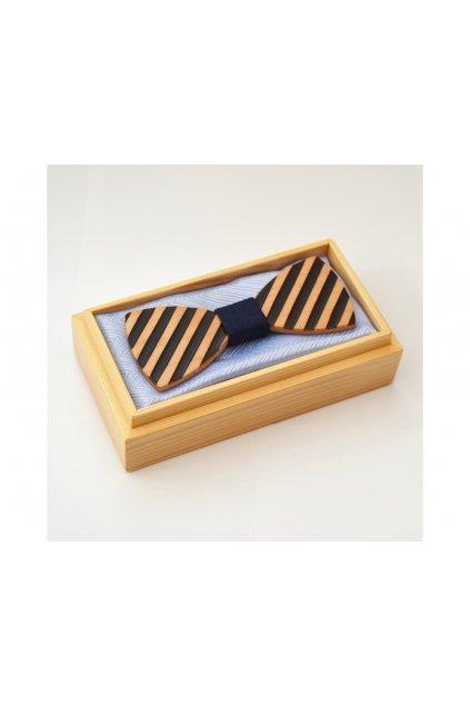 Dřevěný motýlek CLASSIC STANDARD - JAVOR ŠRAFY