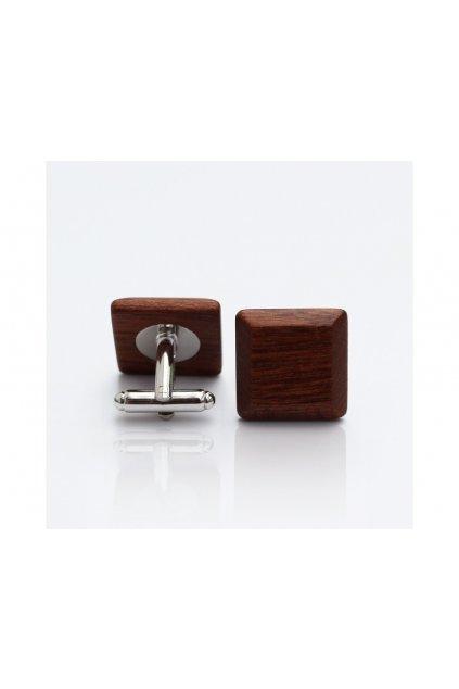 107681 drevene knoflicky elegance mahagon