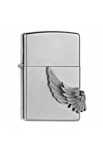 112349 zippo zapalovac 25539 flying heart design