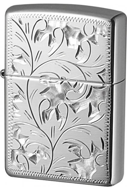 115043 zippo zapalovac 28136 sterling silver