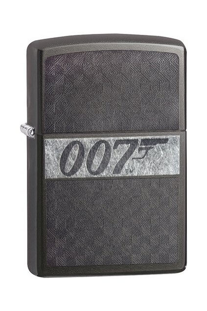 115166 zippo zapalovac 26838 james bond 007