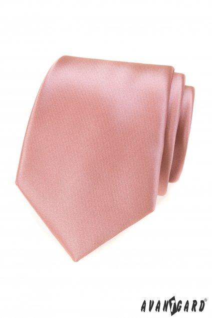 Pudrová kravata