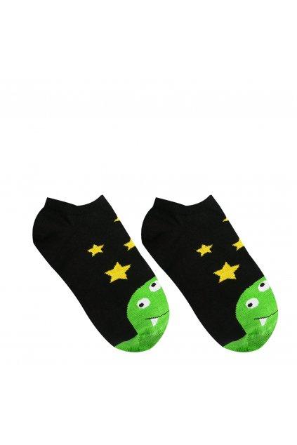 Veselé ponožky Trojočko