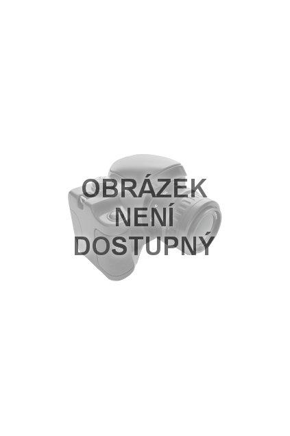 Golfový deštník BERN SILVER černo-stříbrný