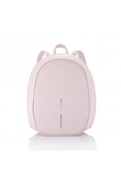 Dámský bezpečnostní batoh, který nelze vykrást Elle Fashion, XD Design, růžový