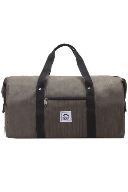 Cestovní taška GEAR 8210 - khaki