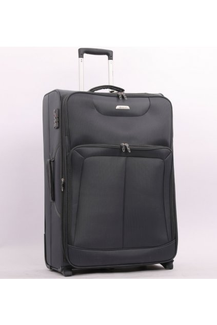 Cestovní kufr AEROLITE T-9985/2-M - šedá