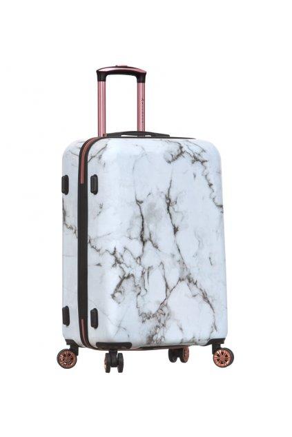 Cestovní kufr SIROCCO T-1253/3-M PC - Marble