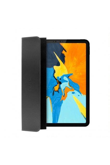 Pouzdro FIXED Padcover pro Apple iPad (2018)/ iPad (2017)/Air se stojánkem, podpora Sleep and Wake, temné šedé